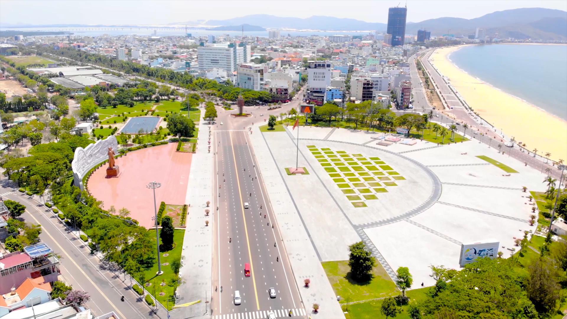 Bất động sản Quy Nhơn kỳ vọng bứt phá sau loạt dự án hạ tầng